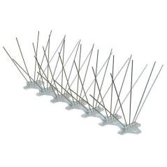 Zábrana proti vtákom Pecon SPIKE-54-3, 45 hrotov, 60 cm