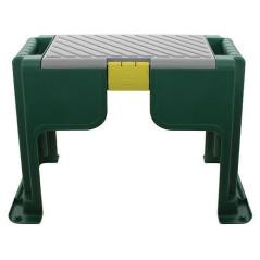 Záhradná stolička/kľačadlo TC1611 57x27x37 cm