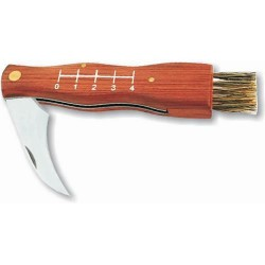 Hubársky nôž MK003 so štetinami 140/210 mm