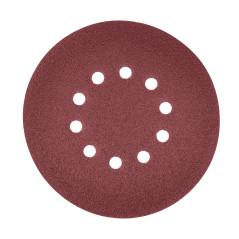 DEMA Brúsny papier pre excentrickú brúsku 225 mm P60, 25 ks