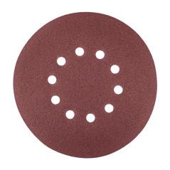 DEMA Brúsny papier pre excentrickú brúsku 225 mm P100, 25 ks