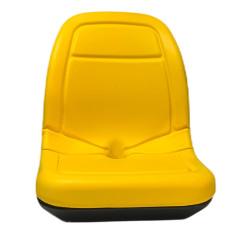 DEMA Sedadlo na traktor STAR 2146, žlté