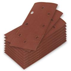 DEMA Brúsny papier pre vibračnú brúsku K180, 10 ks
