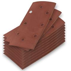 DEMA Brúsny papier pre vibračnú brúsku K240, 10 ks