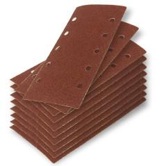 DEMA Brúsny papier pre vibračnú brúsku K40, 10 ks