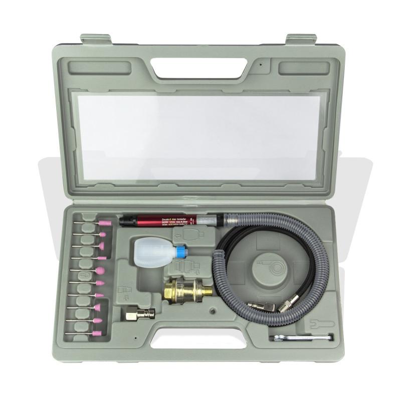 DEMA Pneumatická priama brúska Mini 6 bar
