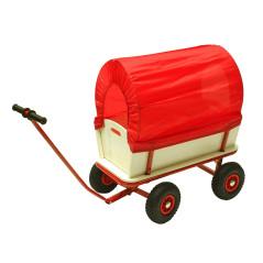 DEMA Ručný vozík s plachtou 150 kg