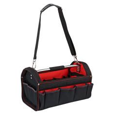DEMA Pracovná taška na náradie cez rameno, veľkosť XL