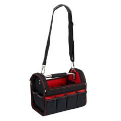 DEMA Pracovná taška na náradie cez rameno, veľkosť L