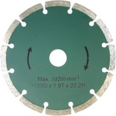 Güde Diamantový kotúč 150 mm ku drážkovaču MD 1700, 2 ks
