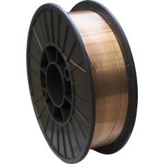 Zvárací drôt SG 2 pre zváranie v ochrannej atmosfére 1 kg-0,6 mm