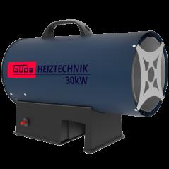 Plynový ohrievač s aku ventilátorom GH 18-0 30 kW