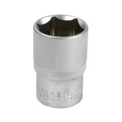 """DEMA Nástrčkový kľúč / orech krátky 19 mm 1/2"""""""