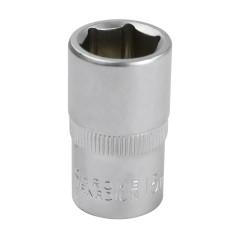 """DEMA Nástrčkový kľúč / orech krátky 15 mm 1/2"""""""