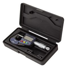 DEMA Digitálny mikrometer 0-25 mm