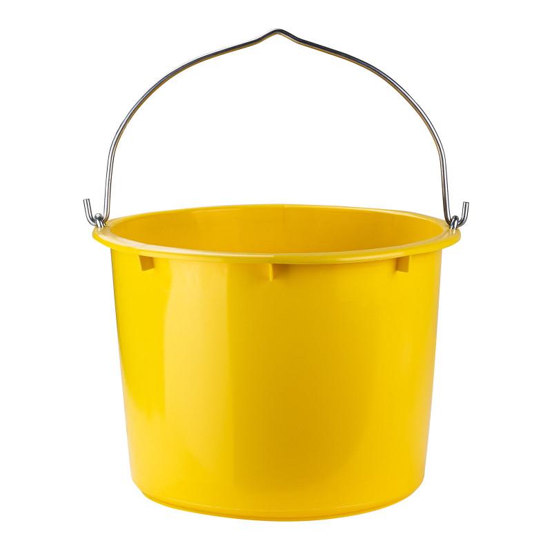 DEMA  Stavebné vedro 20 litrov, žlté