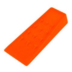 DEMA Štiepací klin 135x65x25 mm, oranžový