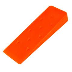 DEMA Štiepací klin 200x70x30 mm, oranžový