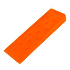 DEMA Štiepací klin 245x75x30 mm, oranžový