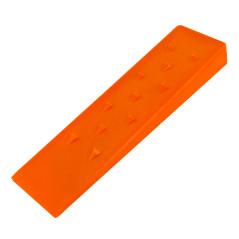 DEMA Štiepací klin 300x80x33 mm, oranžový