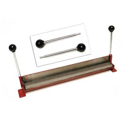 DEMA Ručná ohýbačka, bigovací stroj 450x44 mm