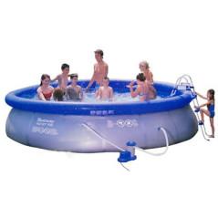 Bazén Bestway XL Fast Set 457x107 cm s filtráciou