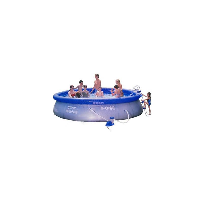Bazén XL 457 x 107 cm