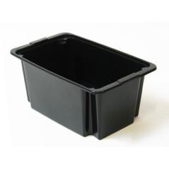 Univerzálny box 5 l, čierny