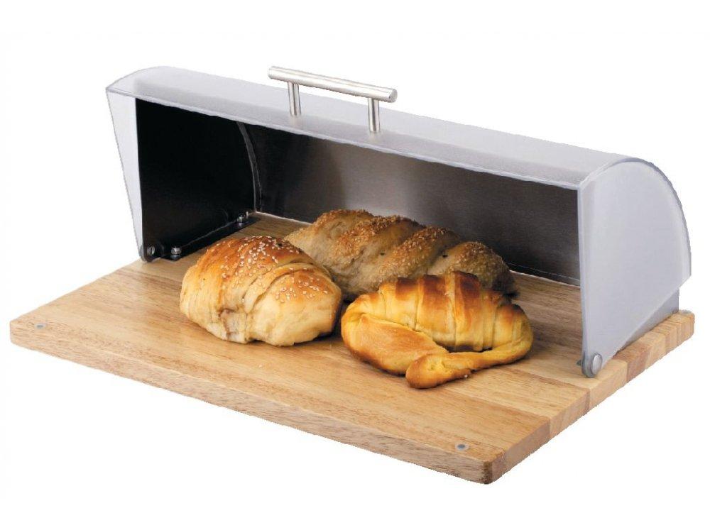 Chlebník drevený